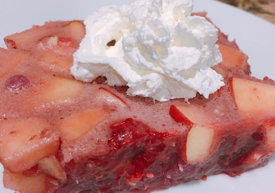 Karen's Raspberry Jello- (THM E, FP)