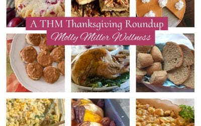 THM Thanksgiving Round-up (Over 50 recipes!)